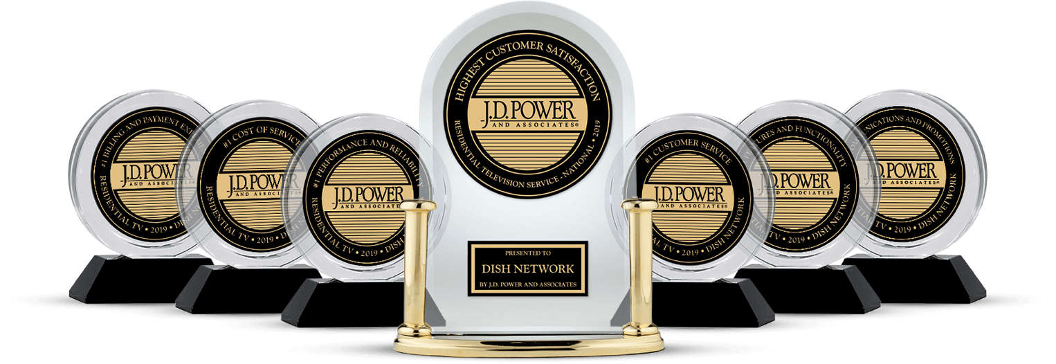 DISH Customer Satisfaction - Ranked #1 by JD Power - Satellite City in Ankeny, Iowa - DISH Authorized Retailer